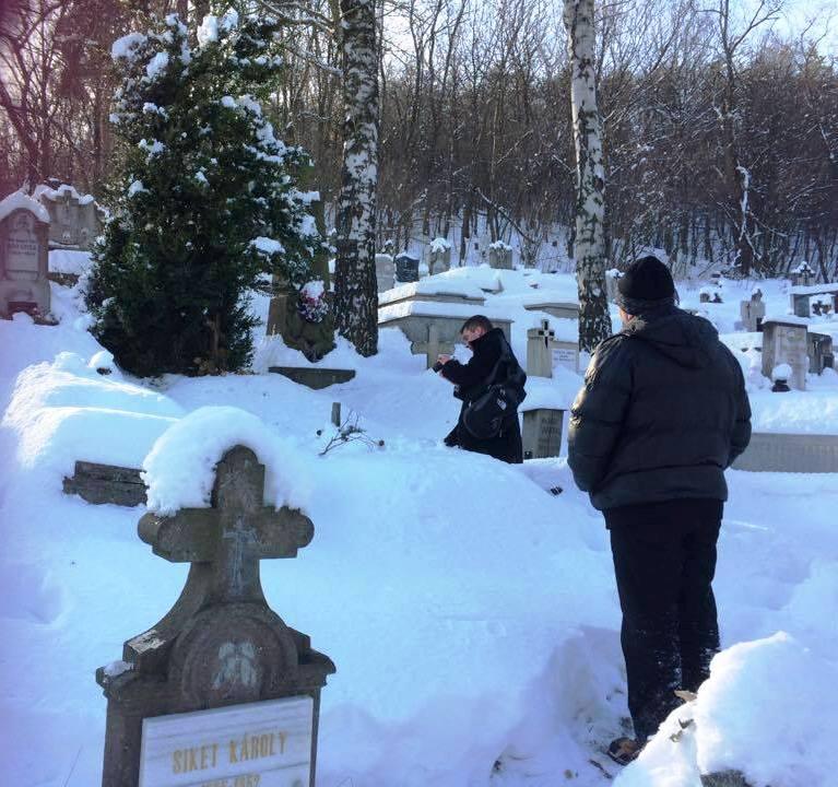 A cserépváraljai temetőben fejlesztések várhatóak
