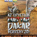 Az egyetlen magyar Dakar versenyző!